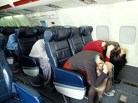Безопасность при перелетах