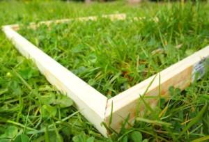 Сборка углов деревянных деталей