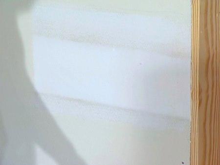 Шпаклевка стены