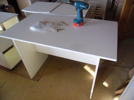 Как сделать стол из ламината