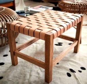 Плетеное сиденье