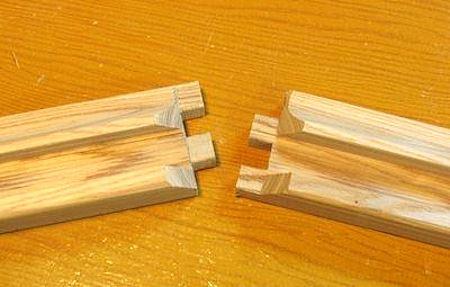 Сборка деревянных деталей