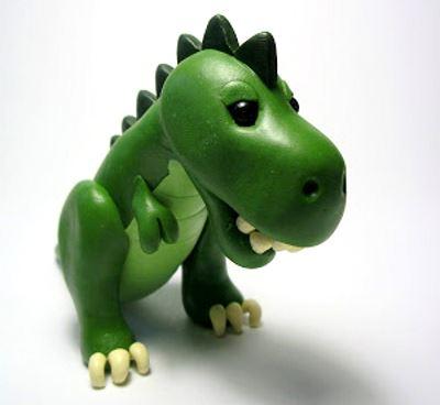 Динозавр для дома