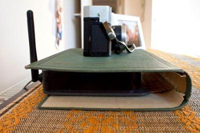Видеокамера в книге