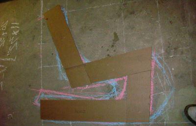 Чертежи стула