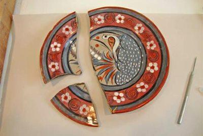 Ремонт керамики