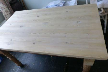 Отбеливание деревянных изделий