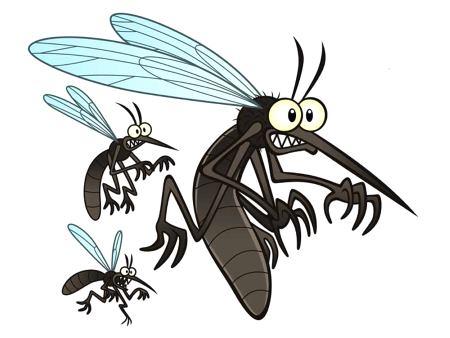 От укусов комаров