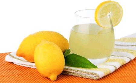 Лимон от раздражения кожи