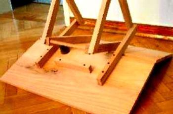 Легкий складной столик