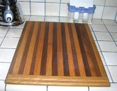 Дизайн кухонной доски