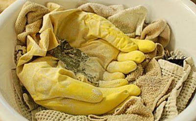 Форма резиновых перчаток