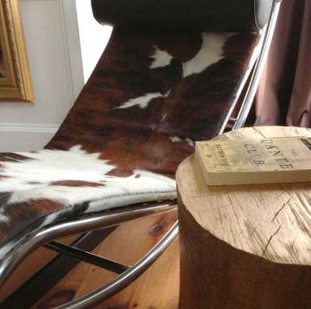 Журнальный столик из коряги