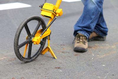 Измерительное колесо