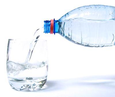 Стакан воды перед едой