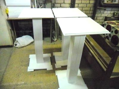Сделать столик подставку