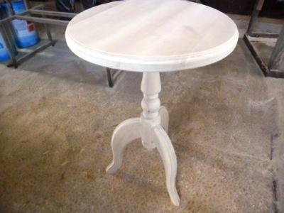 Сделать стол из массива дерева