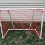 Футбольные ворота из ПВХ