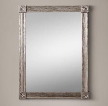 Зеркало из магазина