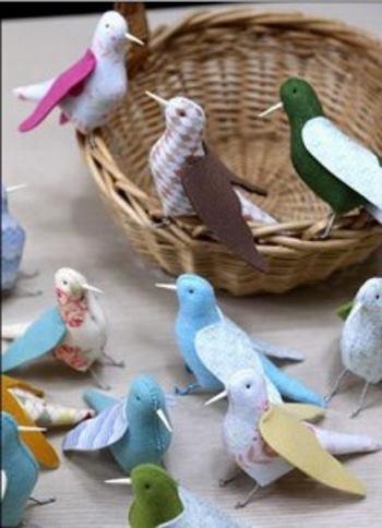 Декоративные птицы