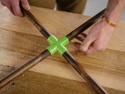 Собираем крестовины