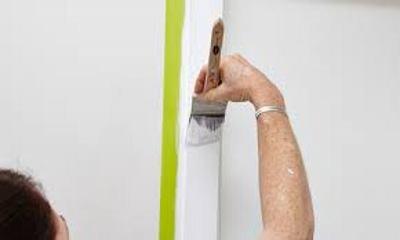 Как быстро перекрасить комнату