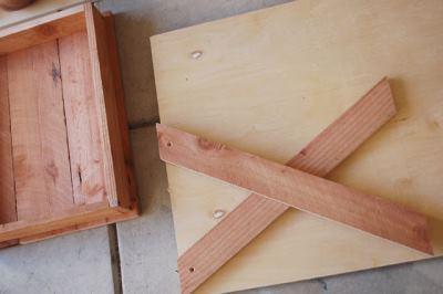 Разметка деревянных деталей