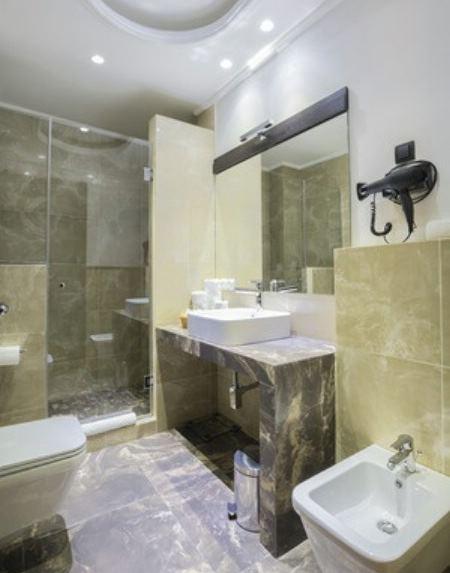 Организация и уборка в ванной