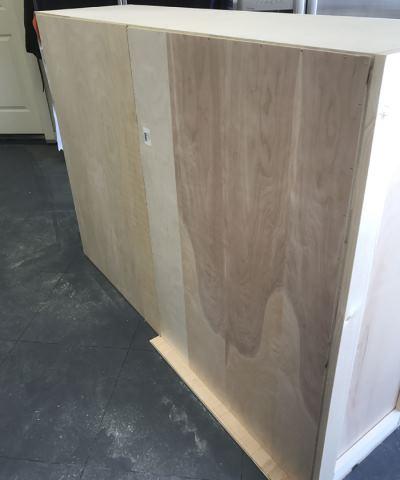 Дверцы из фанеры