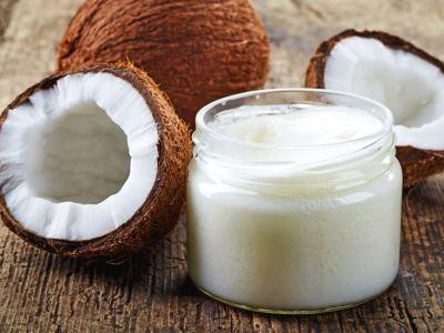 Применение кокосового масла