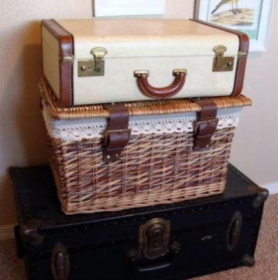 Как использовать чемоданы