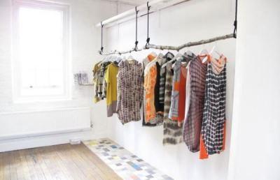 Хранение одежды без шкафа