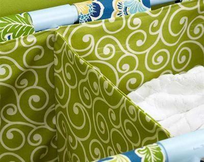 Из ткани