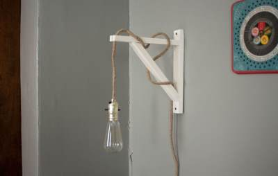 Винтажный светильник