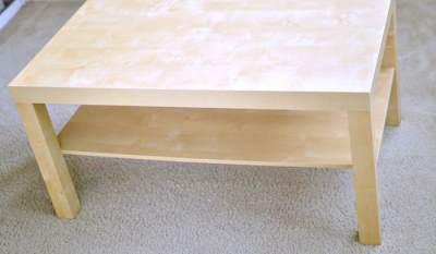 Столик из Икеи