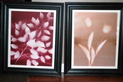 Как самостоятельно изобразить картину из цветов