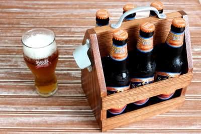 Как сделать переноску для пива