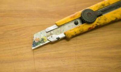 Универсальный хозяйственный нож