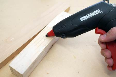 Столярные уловки при склеивании деревянных деталей