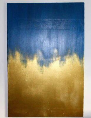 Золотая краска