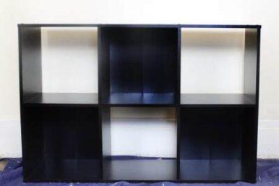 Чёрный шкафчик