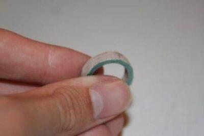 Разметка кольца