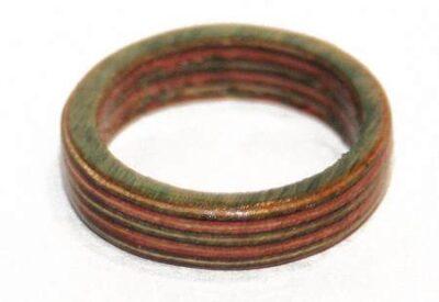 Самодельное кольцо