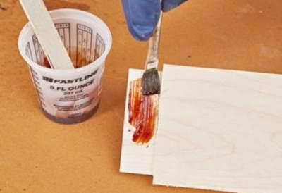 Эпоксидный клей для ремонта мебели